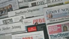 Мировые медиа: Саакашвили пытался усидеть на двух стульях