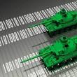В Украине планируют создать кибервойска