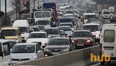Сегодня на бульваре Дружбы народов в Киеве частично ограничат движение транспорта