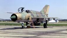 Хорватия просит Украину заменить поставленные самолеты МИГ-21