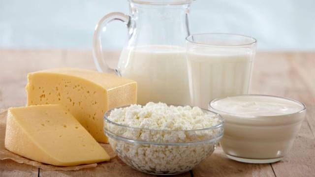 В Украине падает экспорт молочной продукции