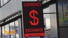 В Украине в 1,5 раза выросло число обменников
