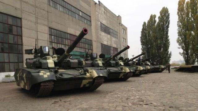 Харьковчане отправляют очередную партию «Оплотов» в Таиланд
