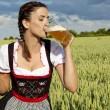 Производство пива просело на 4%