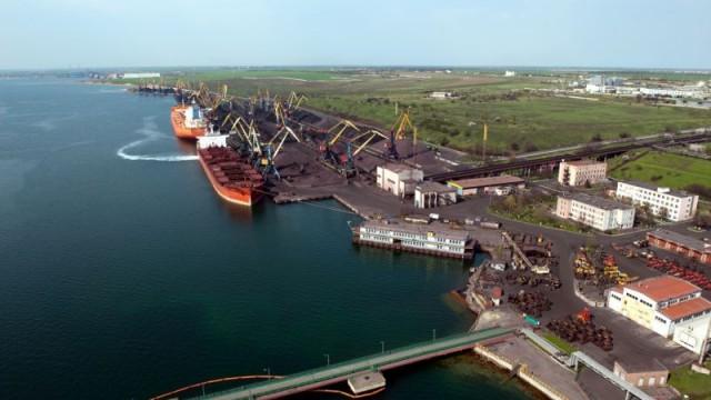 Терминал в порту «Южный» построят за деньги ЕБРР