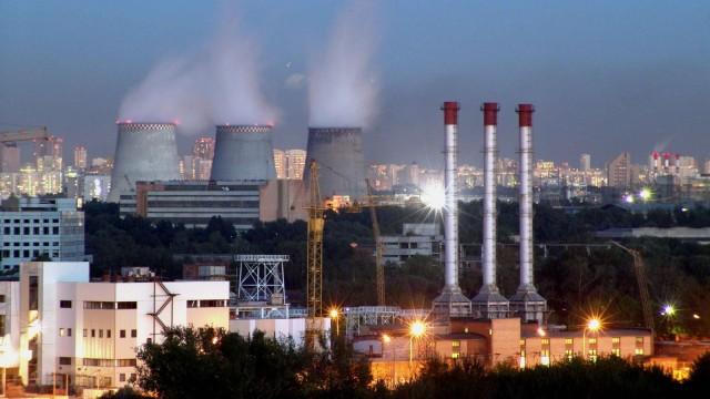 В Украине падает промпроизводство