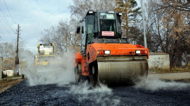 Львовский облсовет выделил 282 млн гривен на дороги