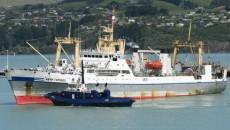 Океанический рыболовецкий флот Украины пойдет с молотка