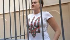 Нардепа Савченко оставили под стражей