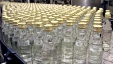 Производство водки упало на 12%