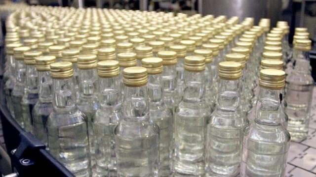 «Укрспирт» увеличил объемы производства спирта на 230%