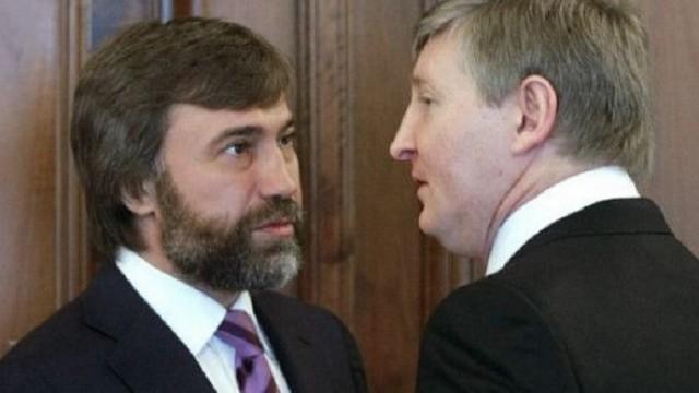 Ахметов с Новинским избавились от агроактивов в Крыму