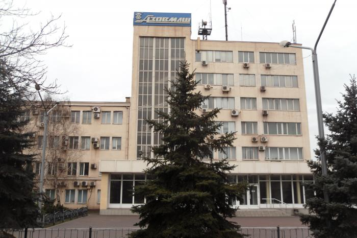 Избавиться от долговой нагрузки акционеры «Азовмаша» пытаются путем переведения активов под контроль собственной эстонской компании Kaizen Holding OU