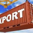 Экспортеры отправили на внешние рынки товаров на $3,7 млрд