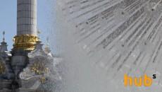 Киевские фонтаны запустят за 4 млн грн