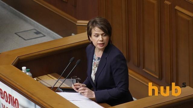 Л. Гриневич рассказала о планах МОН на 2019 год