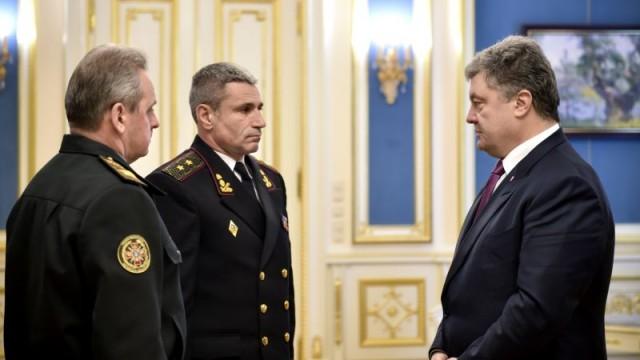Игоря Воронченко назначили командующим ВМС Украины