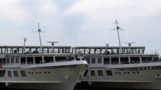 Дунайское пароходство открыло пассажирскую навигацию
