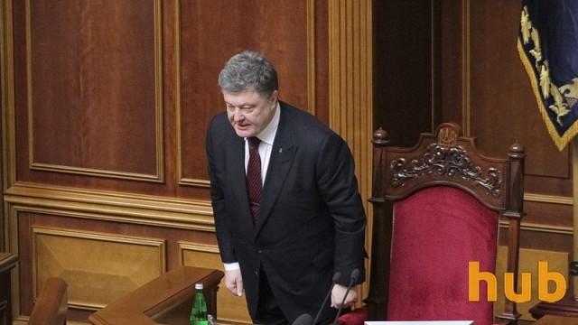 Порошенко подписал закон о корпоративных договорах