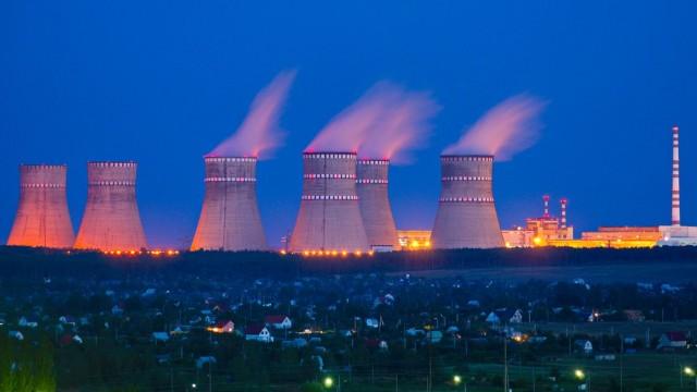 Из-за срабатывания защиты Ровенская АЭС отключила энергоблок