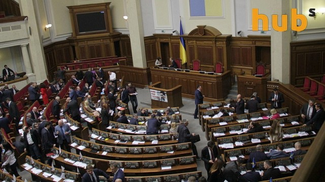 Верховная Рада утвердила состав нового Кабмина
