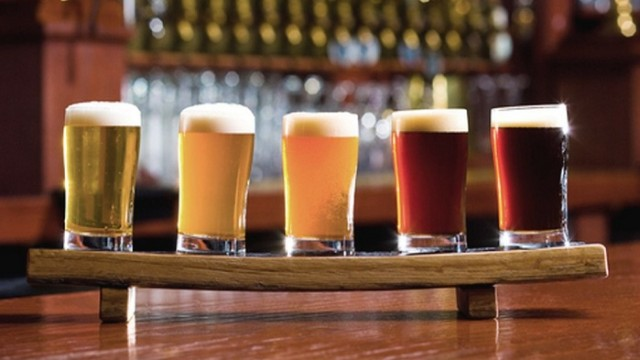 пиво, бизнес, крафтовое пиво
