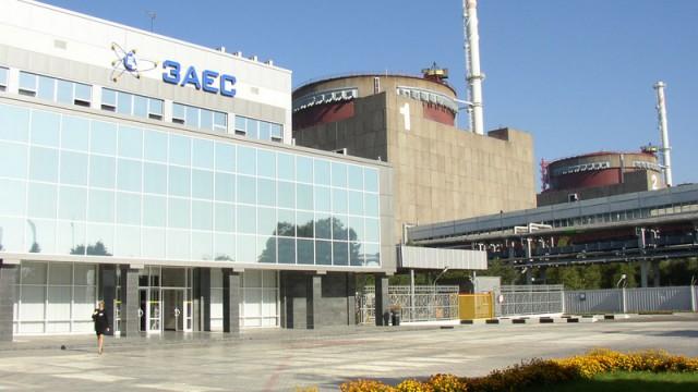 На Запорожской АЭС подключен к сети энергоблок №1