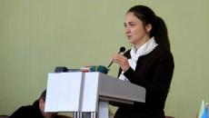 Д.Баринова: Темпы создания объединенных громад нельзя переводить в плоскость соревнований