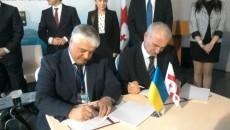 Николаевский морпорт подписал соглашение с портом Батуми