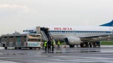 Belavia выполнила первый рейс из Минска в Киев