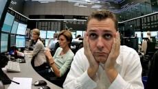 Новый год уже стал проблемой для фондового рынка США