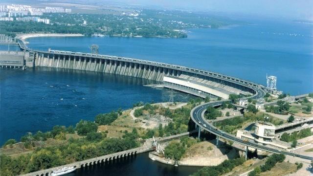 В модернизацию ГЭС «Днепр-1» вольют 60 млн евро