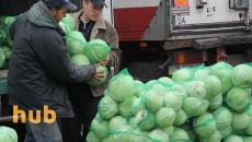 Овощи дешевеют