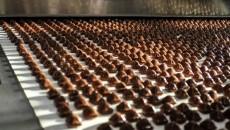 Украина нарастила экспорт шоколада
