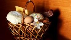 Большинство украинцев праздновали Пасху дома