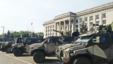 В Одессе силовики заняли Куликовое поле