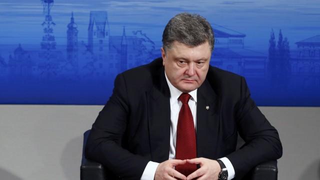 Депутаты требуют от Порошенко ответить за офшоры