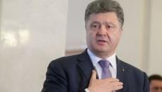 Порошенко заверил НБУ в своем невмешательстве