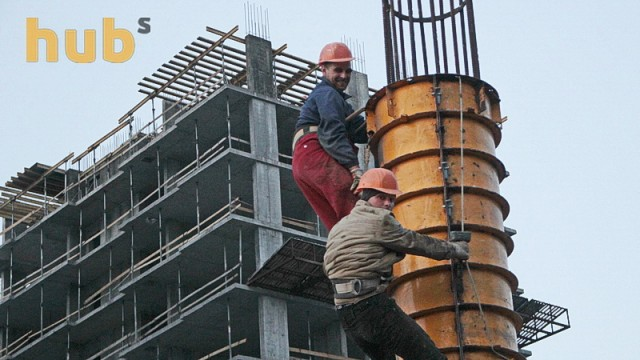 Инвестиции в строительство на Волыни составили 296,6 млн грн
