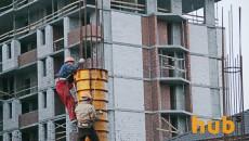 Объемы строительства выросли на 1,3%
