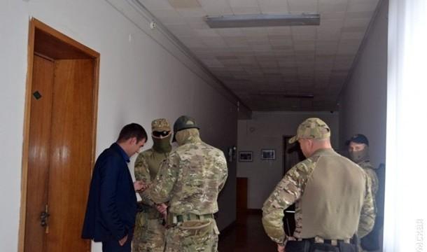 Обыски в Одесской ОГА: советника Саакашвили заподозрили в коррупции