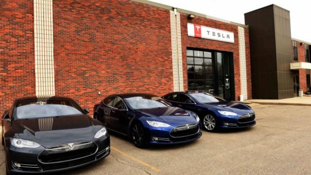 Tesla планирует выпускать 500 тыс. электрокаров в год