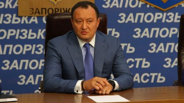 Губернатор Запорожской области назначил себе замов