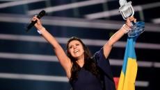 Джамала победила на Евровидении-2016