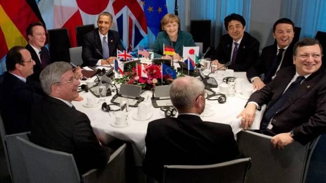 Украина хочет привлечь финансирование у G7