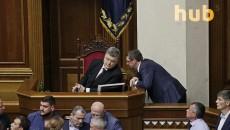 Как Порошенко продавил Луценко на генпрокурора (фото)