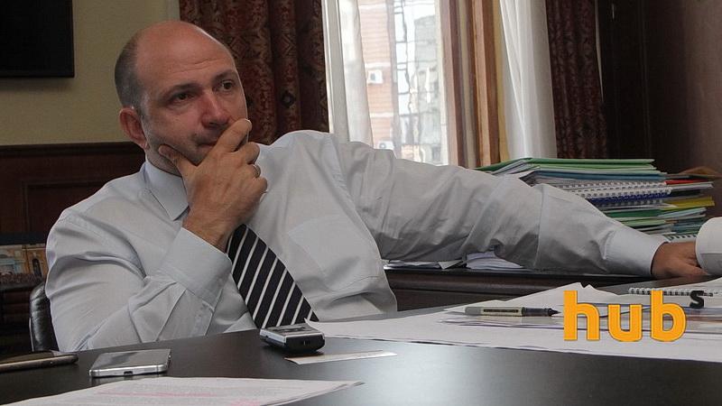 Парцхаладзе Лев-первый зам Киевская областная госадминистрация_18