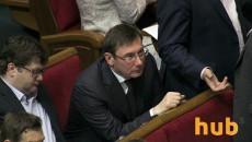 Нардепов, уклонившихся от налогов, могут посадить на срок до 15 лет, – Луценко