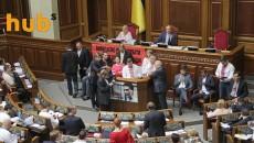 Рада вымучила законопроект о секретах с НАТО