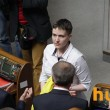 Верховная Рада лишила иммунитета нардепа Савченко и разрешила ее арест